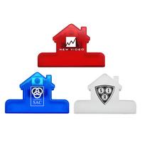 House Shape Chip Clip