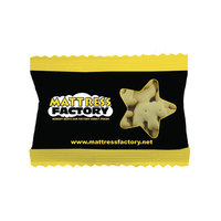 Wide Zaga Snack Promo Pack Candy Bag with Animal Crackers