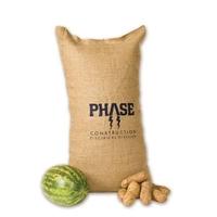 Spud Large Burlap Potato Sack
