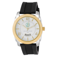 Maverick Gold/Silver/Rubber Men's and Ladies' Watch