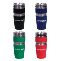 16oz / 473ml Stainless Steel Coffee Tumbler