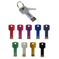 Key Shape USB Flash Drive