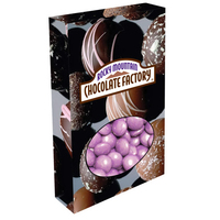 Customizable Oval Box Packaging with Corporate Chocolate