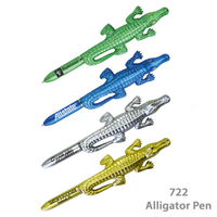 Crocodile Ballpoint Pen #E722VC