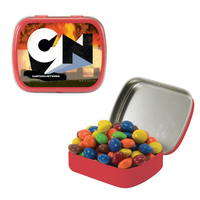 Small Candy Tin with Chocolate Littles