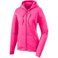 Women's Sport-Tek Wick Fleece Full Zip Hooded Jacket