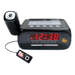 Supersonic Digital Projection Alarm Clock