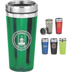 Specular 16 oz Stainless Steel and Acrylic Tumbler