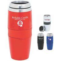 Magnum (R) 16 oz Stainless Steel Tumbler