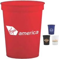 Cosmic Stadium Cup 16oz BPA Free Polypropylene Cup