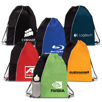 Maxwell Sports Drawstring Backpack