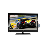 "Supersonic 19"" CLASS WIDESCREEN LED HDTV WITH DVD PLAYER"