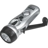 Radio with Flashlight & Phone Charger