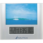 Picture Frame LCD Clock