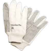 The Gardener Dot Canvas Gloves