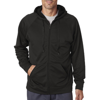 Adult Jerzees (R) Dri-Power Sport Full-Zip Hooded Sweatshirt