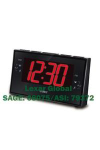 Coby Digital Alarm Clock