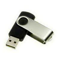 32GB Swivel USB Flash Drive