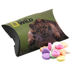 Pillow Box Promo Pack with Conversation Hearts Candy