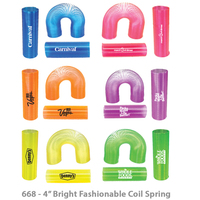 Translucent Tall Fun Coil Spring Shape Maker - E668