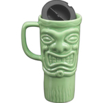 16 oz. Tiki Travel Mug