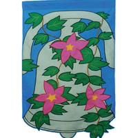 Flower / gardening flag