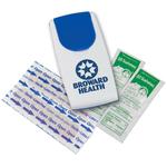 Grab N' Go Sanitizer Flip-Top Safety Kit