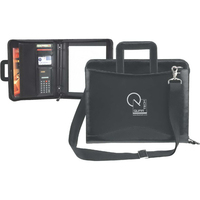 Messenger 3-Ring Shoulder Strap Portfolio