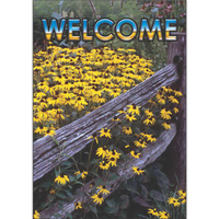 Welcome Floral