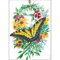 Butterfly Wreath