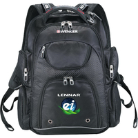 "Wenger Scan Smart Trek 17"" Computer Backpack"
