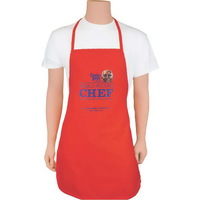 Knee-Length Apron