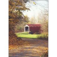 Fall Covered Bridge