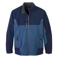 North End® Men's Compass Colorblock Three-Layer Fleece Bo...