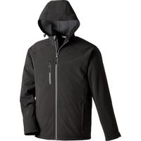 North End® Men's Prospect Two-Layer Fleece Bonded Soft Sh...