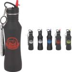 16 oz. Stainless Steel Matte Water Bottle