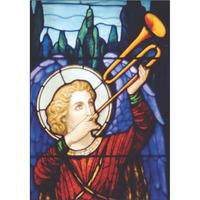 Stain Glass Angel