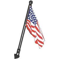 Wood Ball USA flag kit