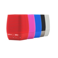 Supersonic Portable Bluetooth Rechargeable Speaker