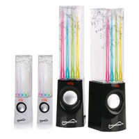 Supersonic DANCING WATER SPEAKERS WITH DANCING LIGHTS