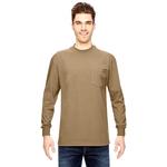 Men's Tall 6.75 oz. Heavyweight Work Long-Sleeve T-Shirt