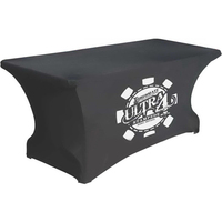 Spandex 6' table cover
