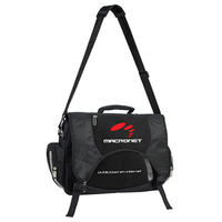 """Deluxe 15.4"""" Laptop Briefcase/Backpack"""