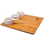 Trio Bamboo Serving Tray