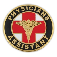 Physicians Assistant Lapel Pin