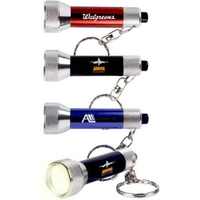 7 LED Keychain Flashlight