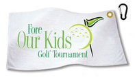Microfiber Terry Golf Towel