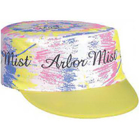 Pattern painter cap