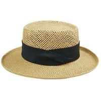 Mega Cap Gambler Shape Toyo Hat