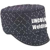 Deluxe welder's cap